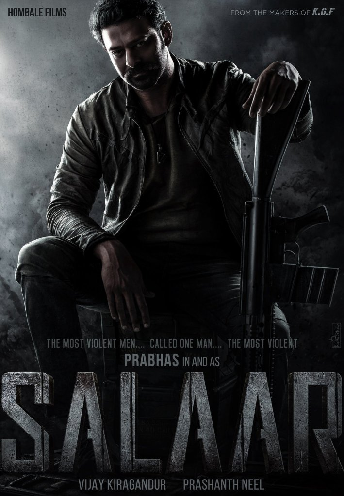 It's Official! KGF Maker Prashanth Neel Collaborates With Prabhas For Salaar, First Look OUT