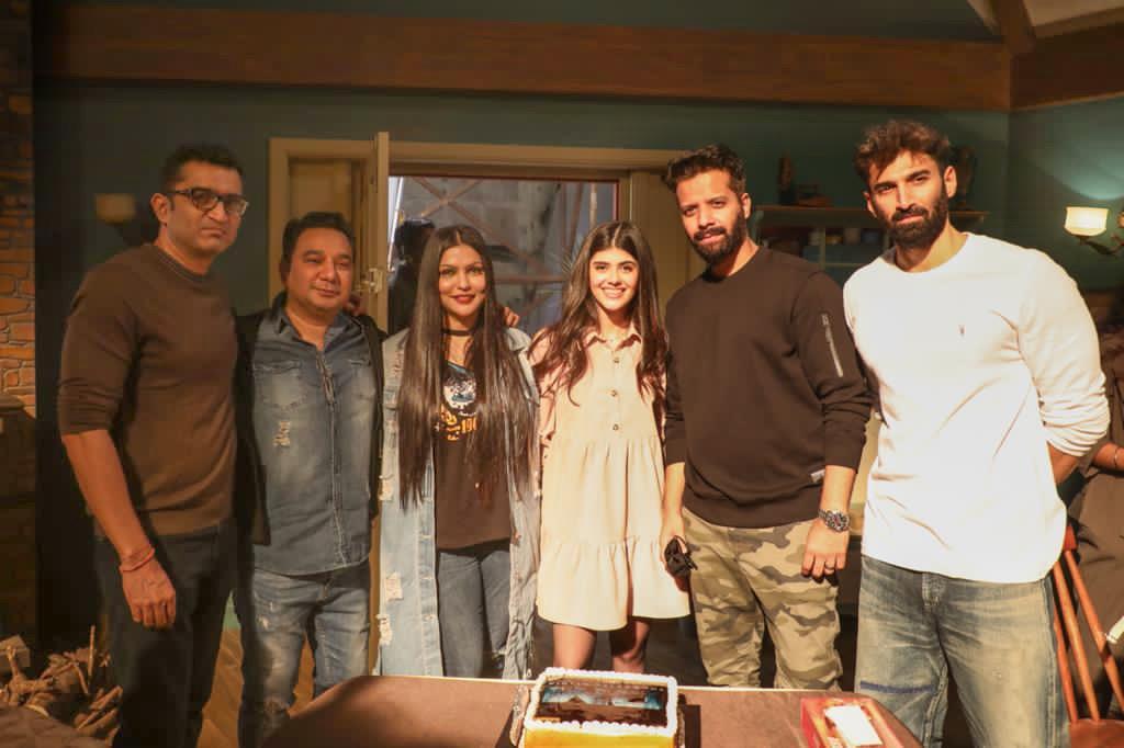Aditya Roy Kapur & Sanjana Sanghi Commence Shoot For Om - The Battle Within Today!