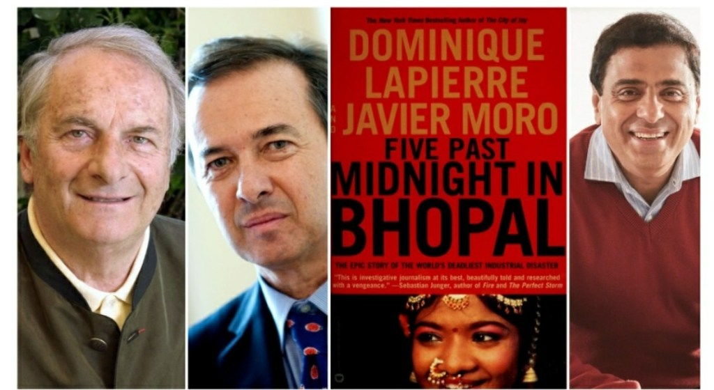 Ronnie Screwvala's RSVP In Association With Global One Studios Nabs Rights To Dominique Lapierre & Javier Moro's Book 'Five Past Midnight In Bhopal'