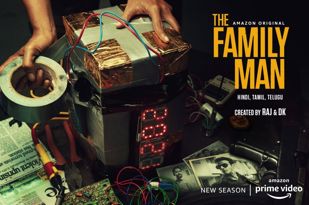 Manoj Bajpaayee Piques Curiosity As He Drops A Hint About The Much-Awaited New Season Of Amazon Original, The Family Man