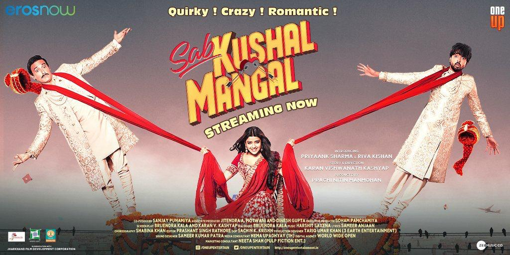 Akshaye Khanna Starrer SAB KUSHAL MANGAL TRAILER Unveiled! Watch Out For This Family Rom-Com