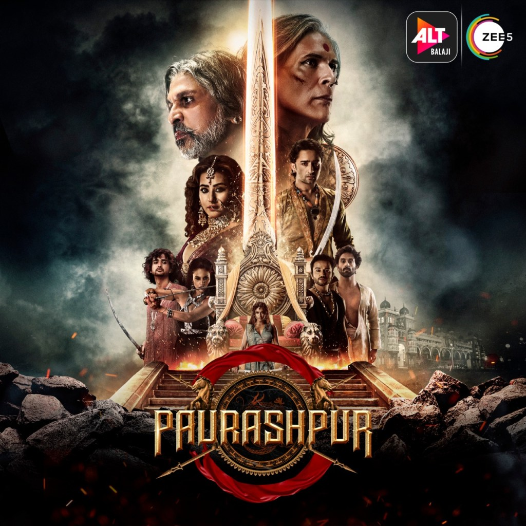 Paurashpur Teaser Out!- Enter The World Of Royalty, Gender Struggles, And Vendetta Only In Paurashpur On ALTBalaji And ZEE5!