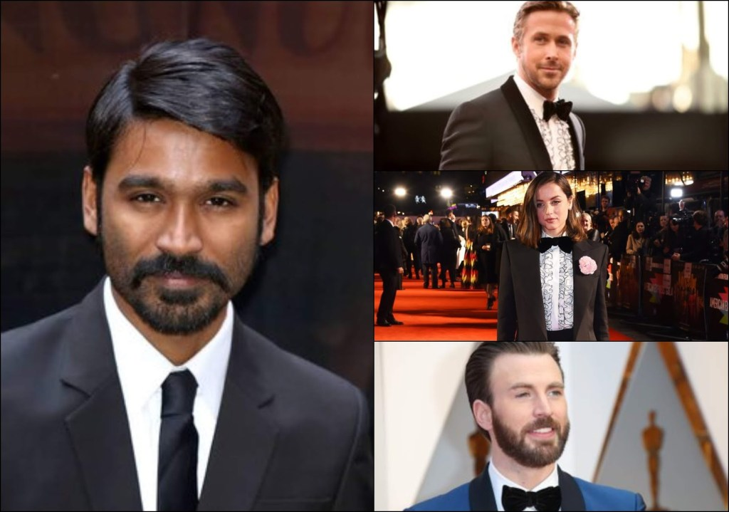Dhanush Joins The Cast Of Russo Brothers' 'The Gray Man', Featuring Chris Evans And Ryan Gosling