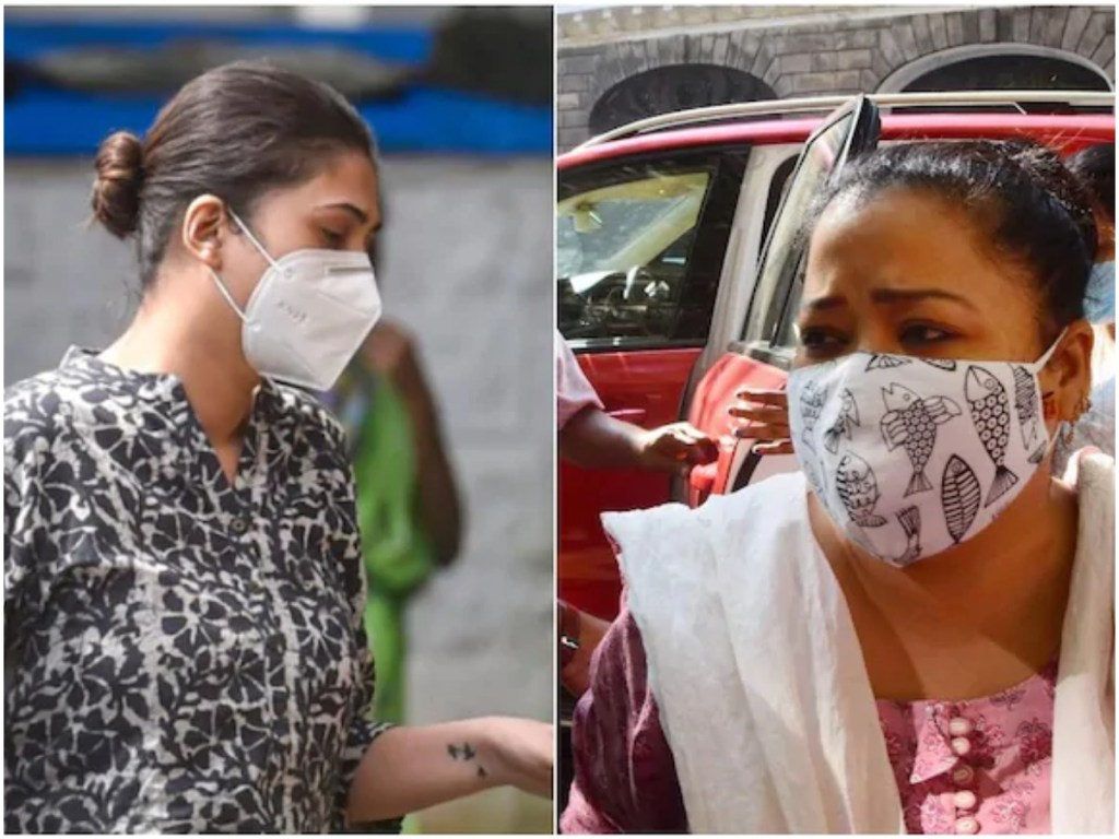 2 Officers Has Been Suspended By NCB In Allegedly Helping In Karishma Prakash, Bharti Singh Case Hearings, Resulting In Their bail