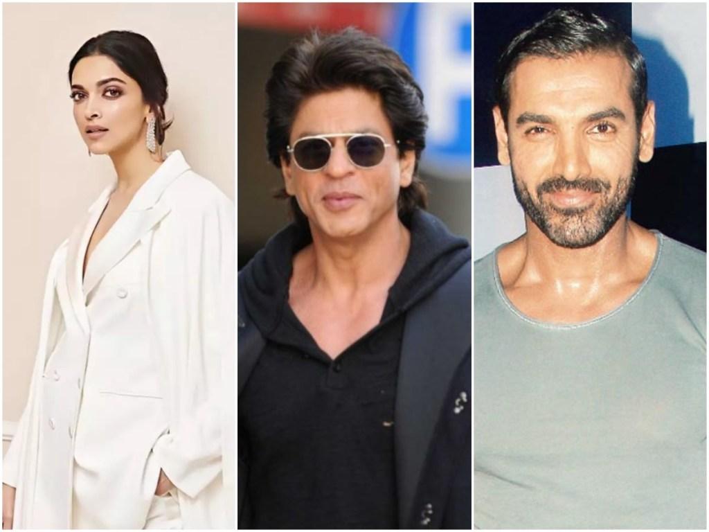 Shah Rukh Khan, Deepika Padukone & John Abraham To Shoot A Major Chunk Of Pathan In Abu Dhabi