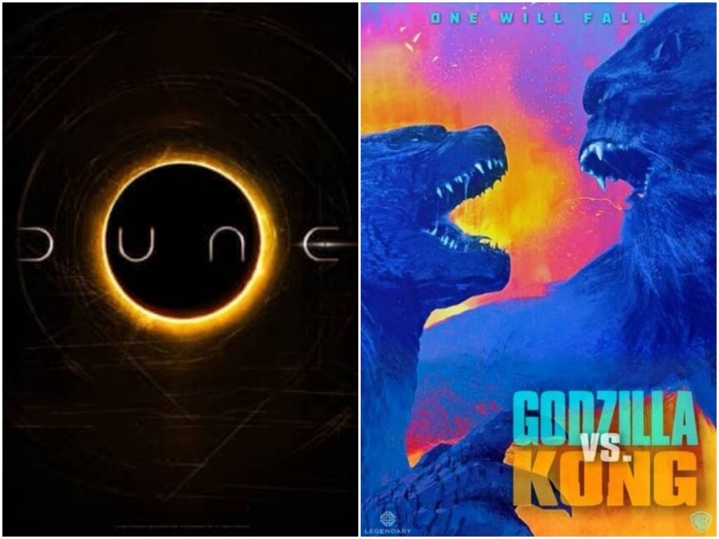 """""""Dune"""" and """"Godzilla vs. Kong"""" Producer Legendary Entertainment Might Sue Warner Bros. For HBO Max Deal"""