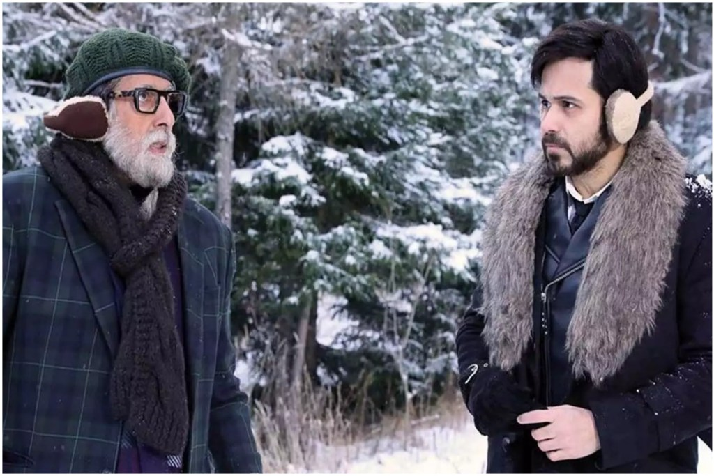 Rhea Chakraborty, Amitabh Bachchan And Emraan Hashmi starrer Chehre To Premiere On Disney+ Hotstar, Rhea's Infamy Proves Beneficial For The Film!