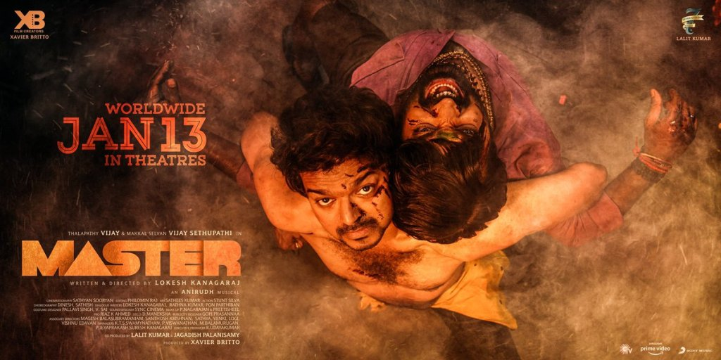 Day 4 Box Office Collection Of Master: Vijay Starrer Is A Hit At The Box Office