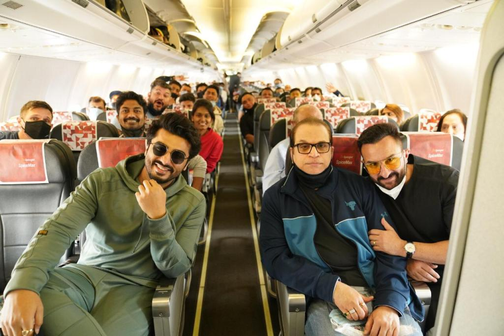 'Bhoot Police' Team Is All Set To Roll The Last Schedule In Jaisalmer!