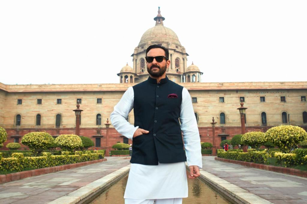 TANDAV: Saif Ali Khan Says Samar Pratap Singh Is 'fascinating' And 'worth leaving home for'