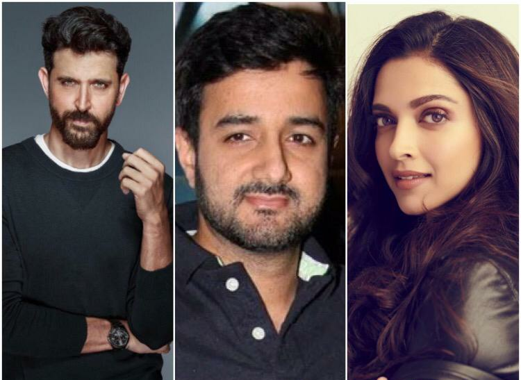 OFFICIAL: Hrithik Roshan & Deepika Padukone Come Together For Siddharth Anand's Directorial And 1st Production, 'Fighter'