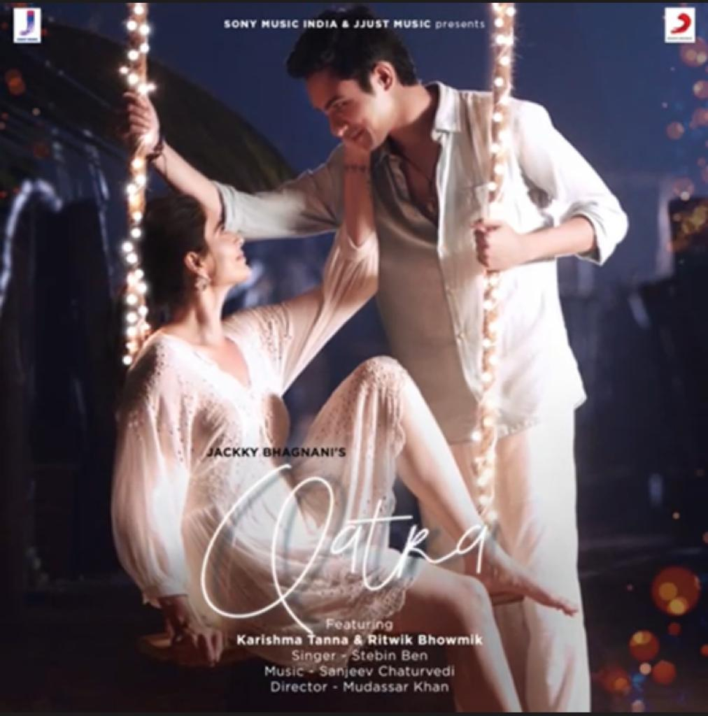 Jackky Bhagnani's JJust Music Brings To You Qatra In Association With Sony Music, Song OUT NOW!