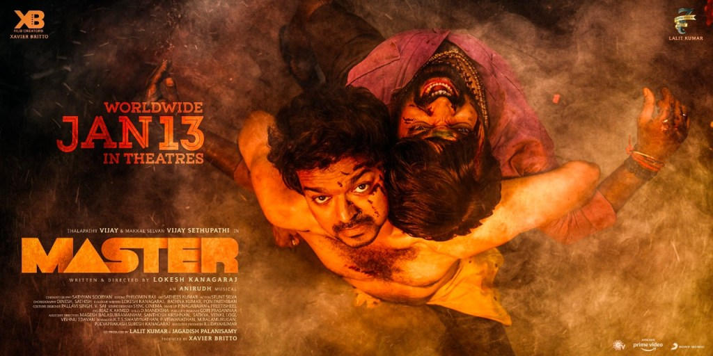1 Day To Go For Vijay Starrer Master, Makers Released A New Poster & Fans Can't Keep Calm!