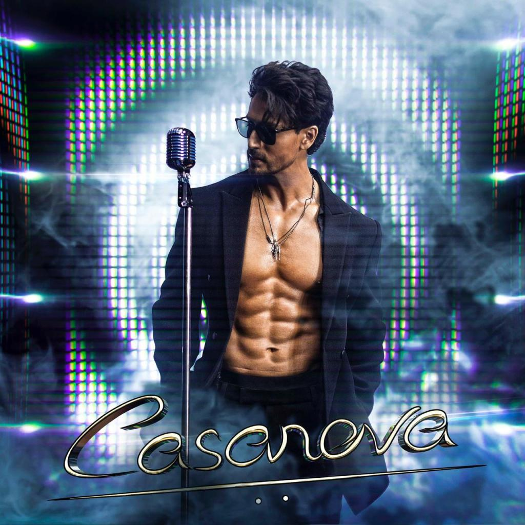 Tiger Shroff Debuts On YouTube With His Second Single, 'Casanova'