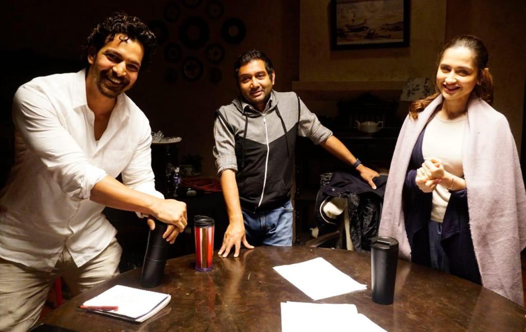 It's A Wrap For The Shooting Of Harshvardhan Rane And Sanjeeda Shaikh Starrer Film Kun Faya Kun!