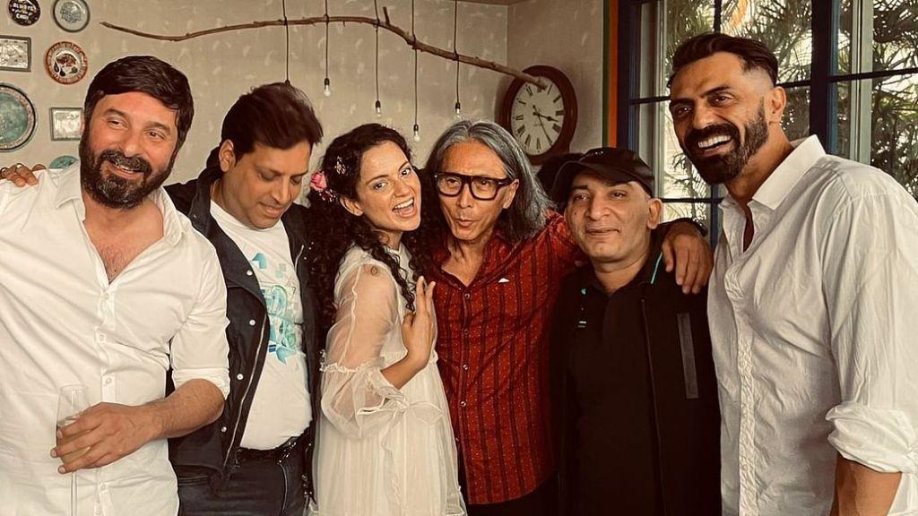Arjun Rampal Joins The Cast Of Kangana Ranaut's Dhaakad