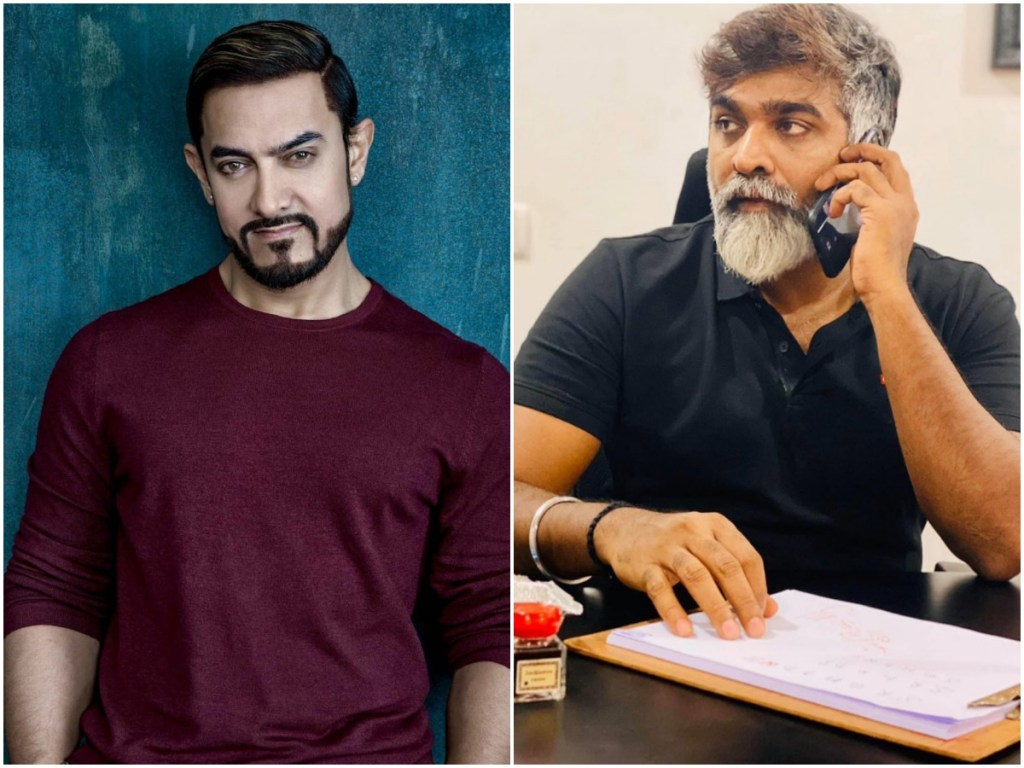 Vijay Sethupathi Is The Reason Why Aamir Khan WALKED OUT Of Vikram Vedha Remake?