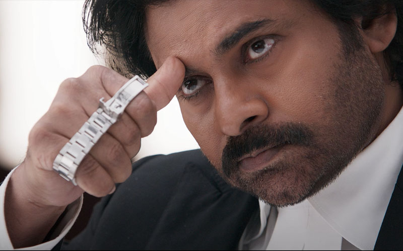 Check Out The Teaser Of Pawan Kalyan Starrer Vakeel Saab