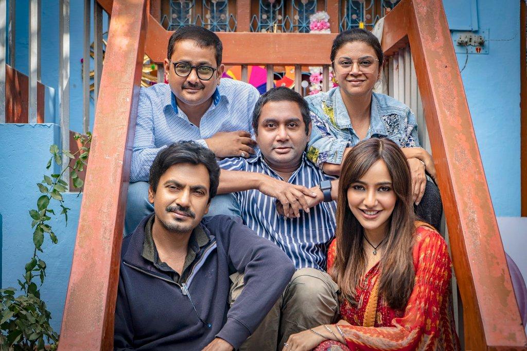 Nawazuddin Siddiqui & Neha Sharma Commences The Shoot For His Upcoming Film Jogira Sara Ra Ra