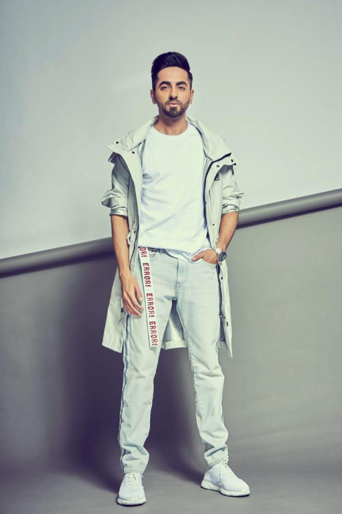 ANEK: 'I'm shooting a film in Shillong for the first time in my career!', Says Ayushmann Khurrana