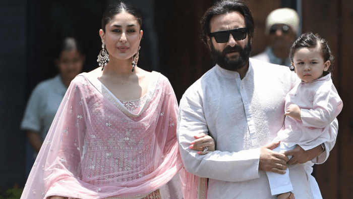 Kareena Kapoor Khan And Saif Ali Khan Are Blessed With A Baby Boy!