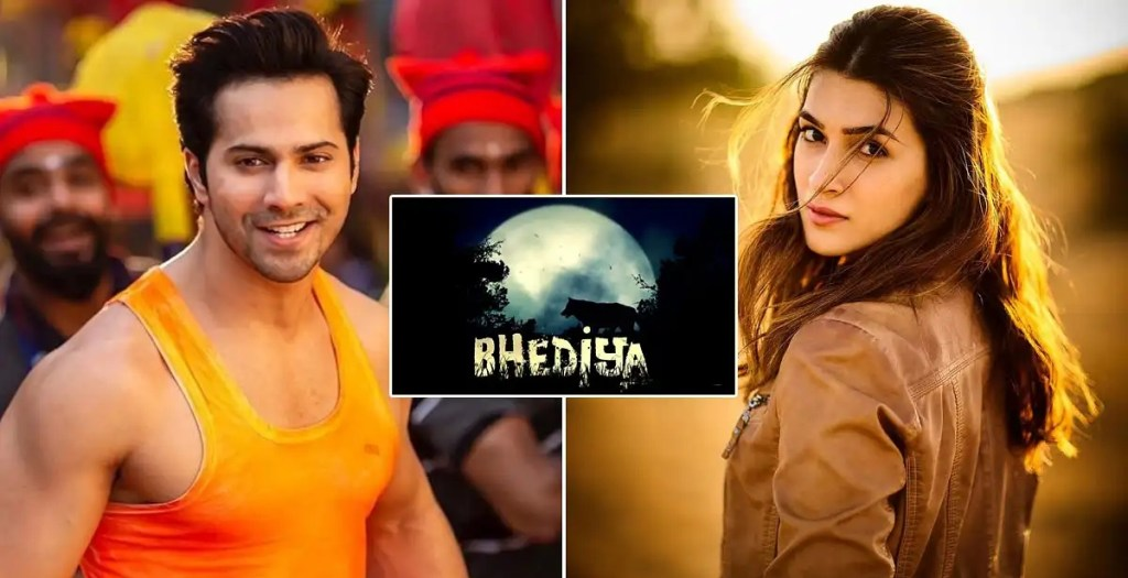 Kriti Sanon And Varun Dhawan Team Up For Horror Comedy, 'Bhediya', Release Date OUT!