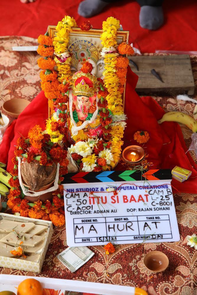 NH Studioz, And Kathputali Creations Collaborate To Announce Upcoming Bollywood Rom-Com 'Ittu Si Baat'