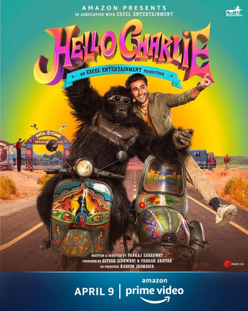 Hello Charlie Trailer Review: A Fun-Filled Trailer Of Aadar Jain Starrer Hello Charlie Looks Entertaining!