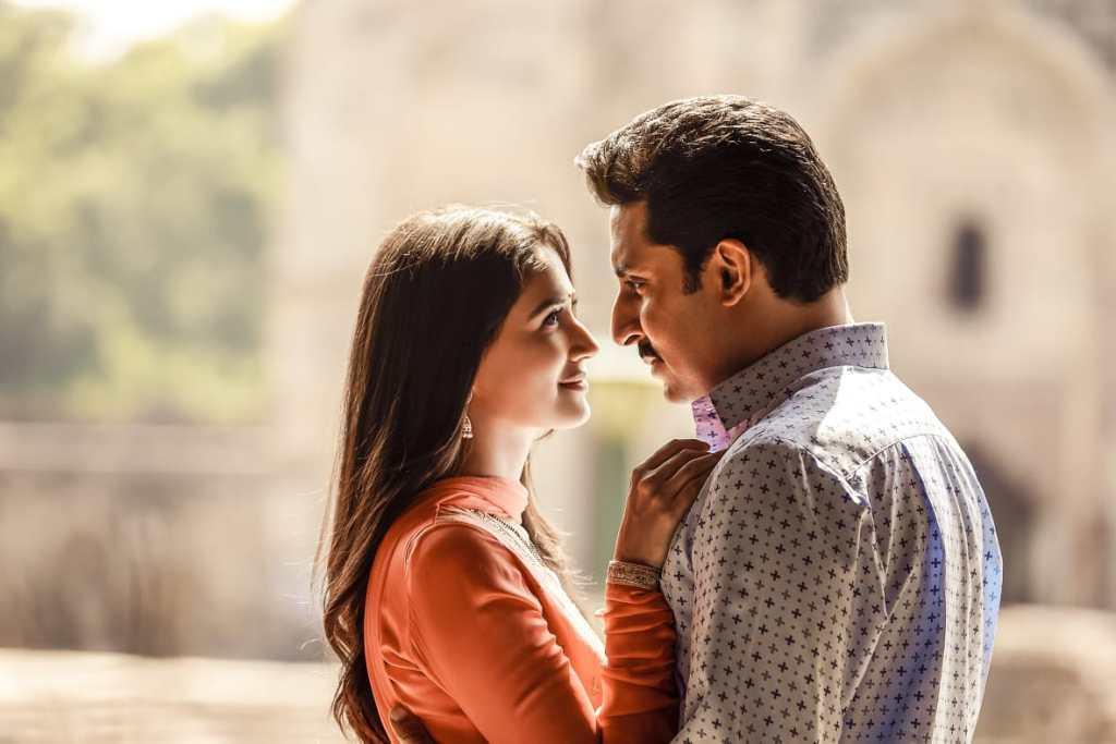 Abhishek Bachchan Introduces Nikita Dutta As Hemant Shah's Love Interest & Backbone 'Priya' In The Big Bull