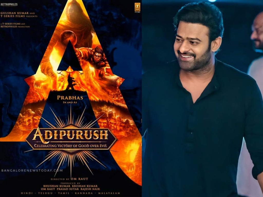 Adipurush: Makers Will Drop Prabhas' First Look As Lord Ram On THIS Day, Details Inside!