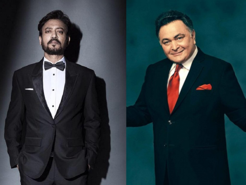 British Academy Of Film And Television Arts Pays Tribute To Late Actors Rishi Kapoor And Irrfan Khan