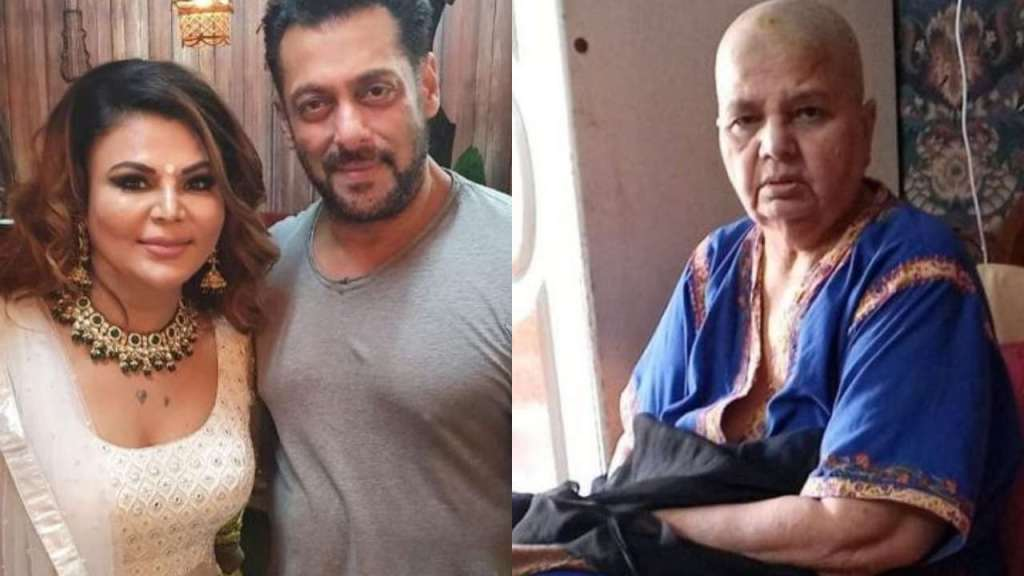 WATCH: Rakhi Sawant Thanks Salman Khan And His Family For Helping In Her Mother's Surgery