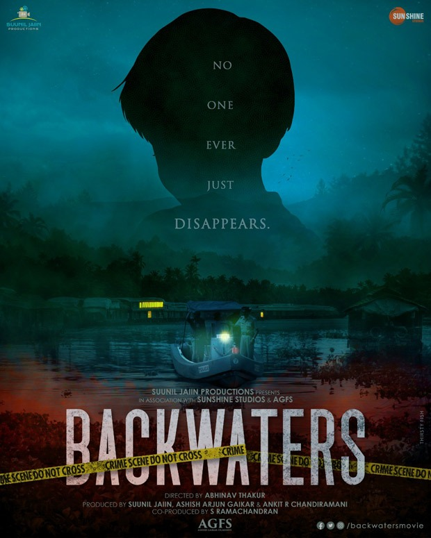 Makers Unveiled The Fist Look Of Backwaters, A Film Based On Children Missing From Kerala