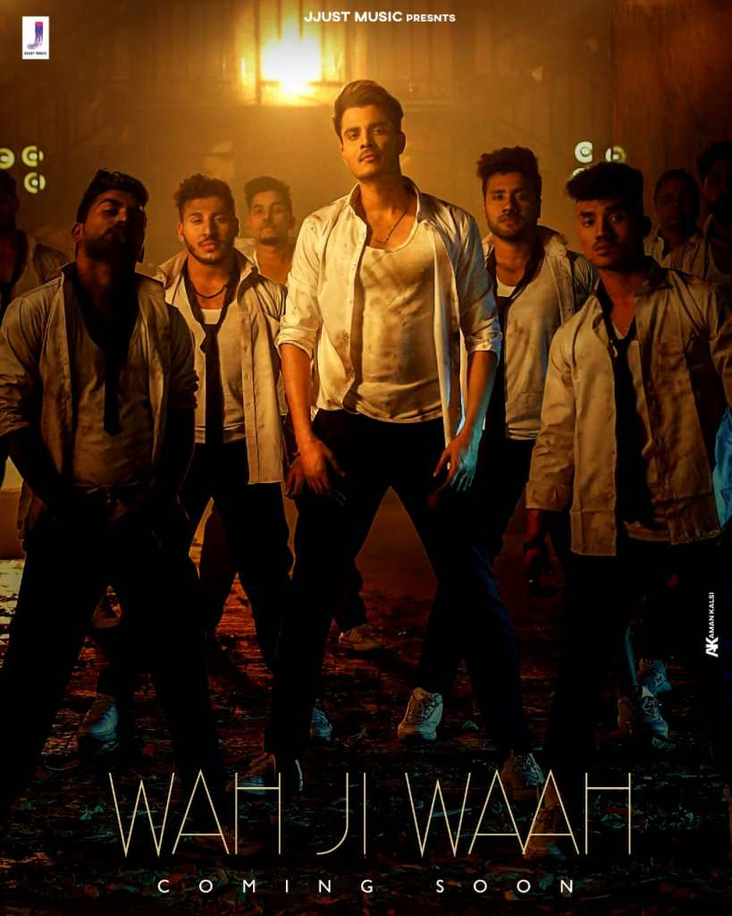 Jackky Bhagnani's JJust Music All Set To Bring Another Track With Punjabi Pop Sensation, Gurnazar Chattha, Poster Out!