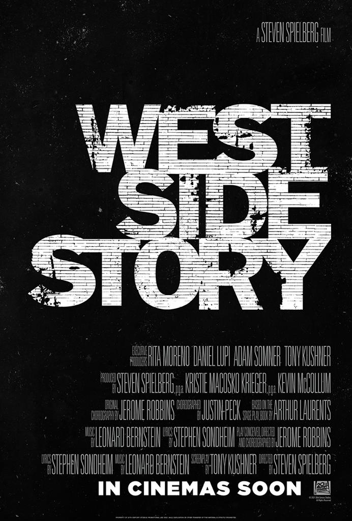 The Walk Disney Company Released The Teaser Of West Side Story Today During The Oscars Ceremony