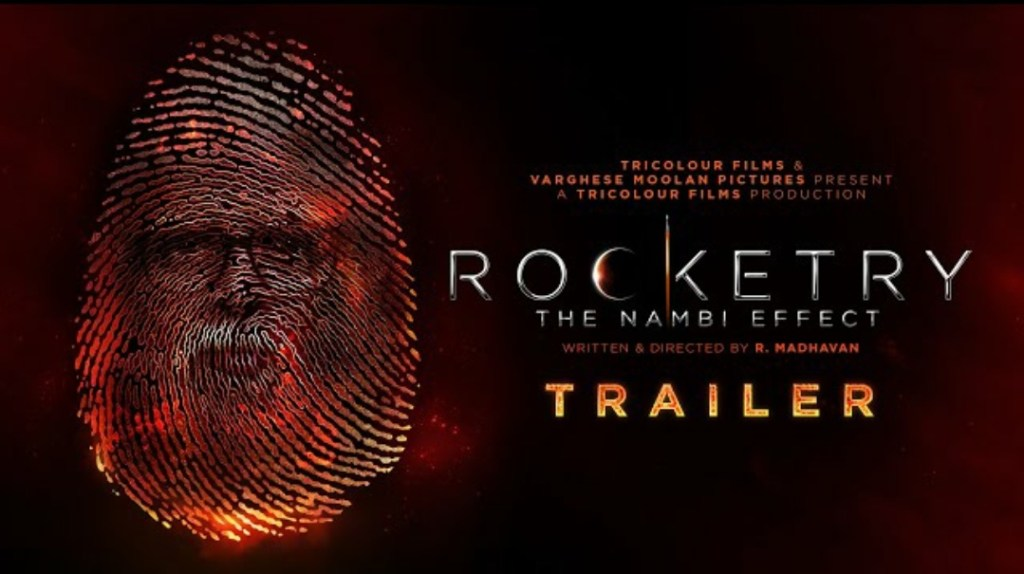 The Intriguing Trailer Of R Madavan's Rocketry: The Nambi Effect Is Out, Shah Rukh Khan Plays A Special Cameo In The Hindi Version Of The Film