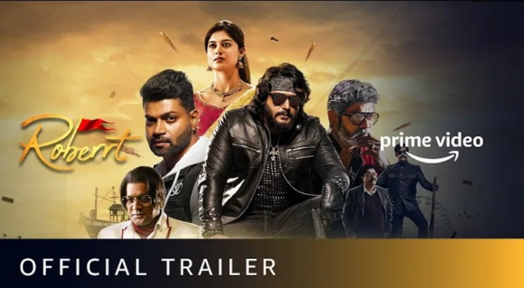 Amazon Prime Video Announces The Digital Premiere Of Kannada Superstar Darshan's Recently Released Action-Thriller, Roberrt On 25th April
