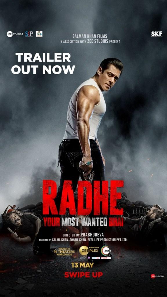 Radhe Trailer Review: Salman Khan Brings Us The Ultimate Combination Of Maad-Dhaad Entertainment!