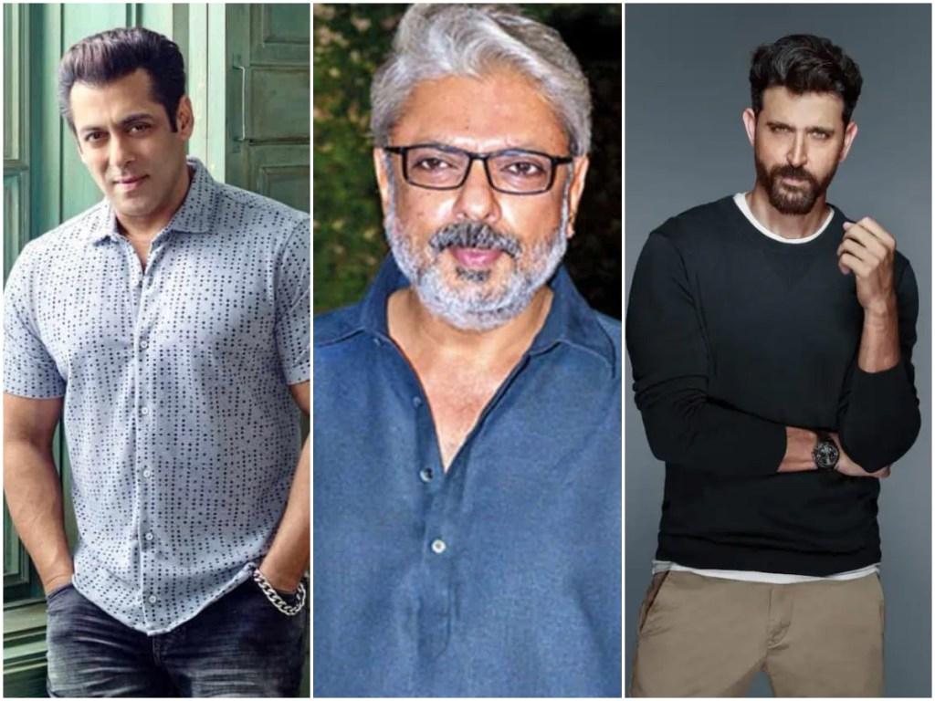 Hrithik Roshan REPLACED Salman Khan In Sanjay Leela Bhansali's Inshallah?