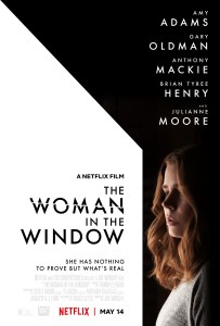 A Woman In The Window