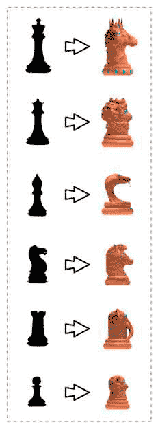 photo relating to Printable Chess Pieces identified as Pets Chess Preset for Youngsters No cost Printable Chessboard and