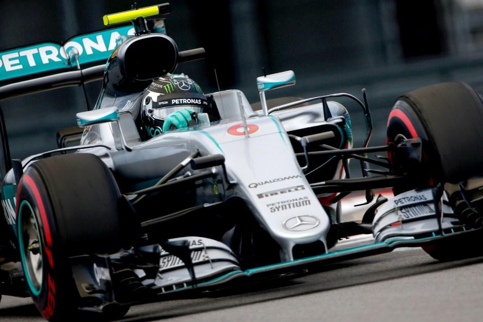 Rosberg simple Sochi afternoon