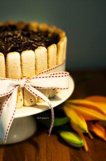 The Chic Tiramisu Cake!
