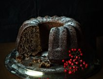 Bitter Almond Cookies Cake I Boxofspice