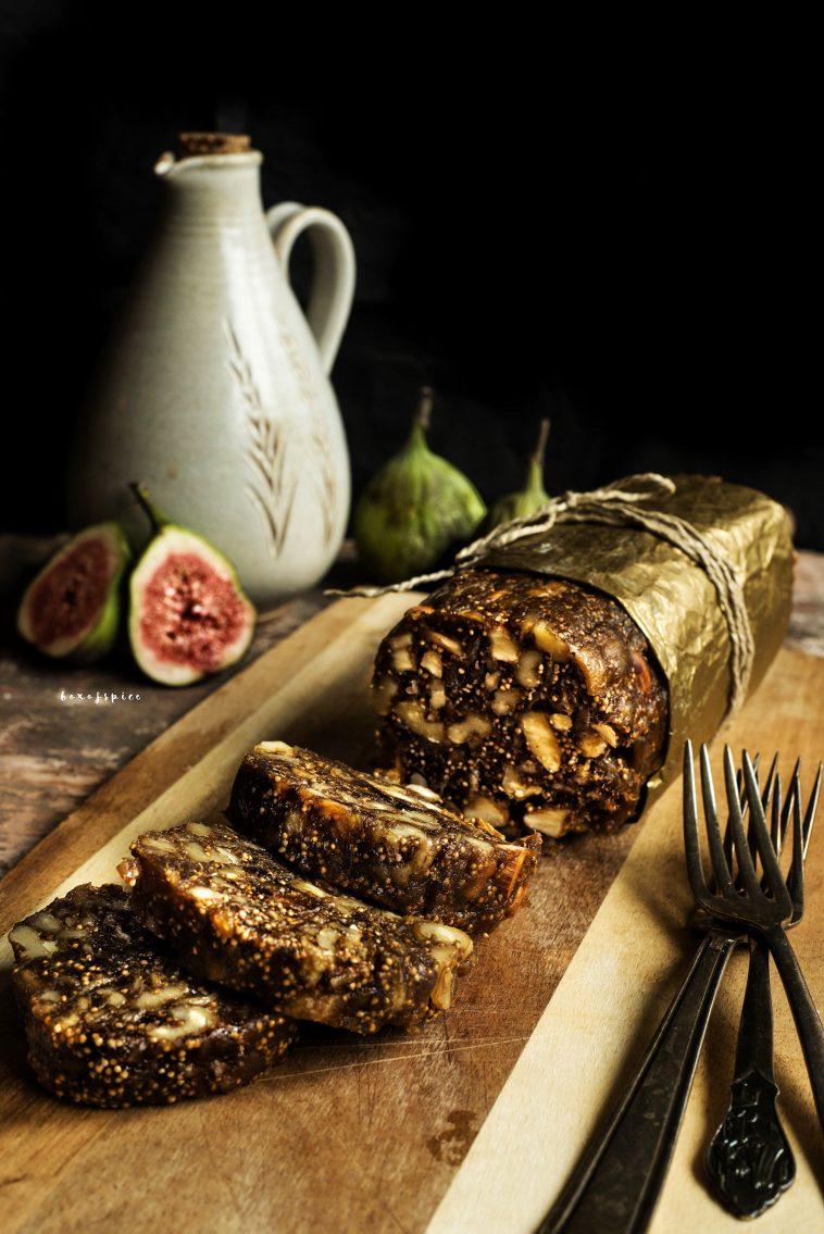 Garam Masala Fig Bread I Boxofspice