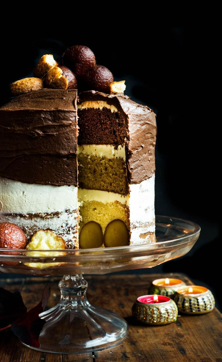 Diwali Cake I Boxofspice