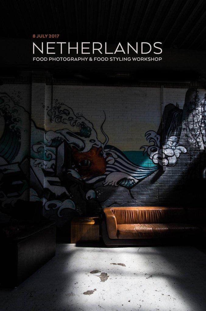 Netherlands Food Photography Workshop – July 8