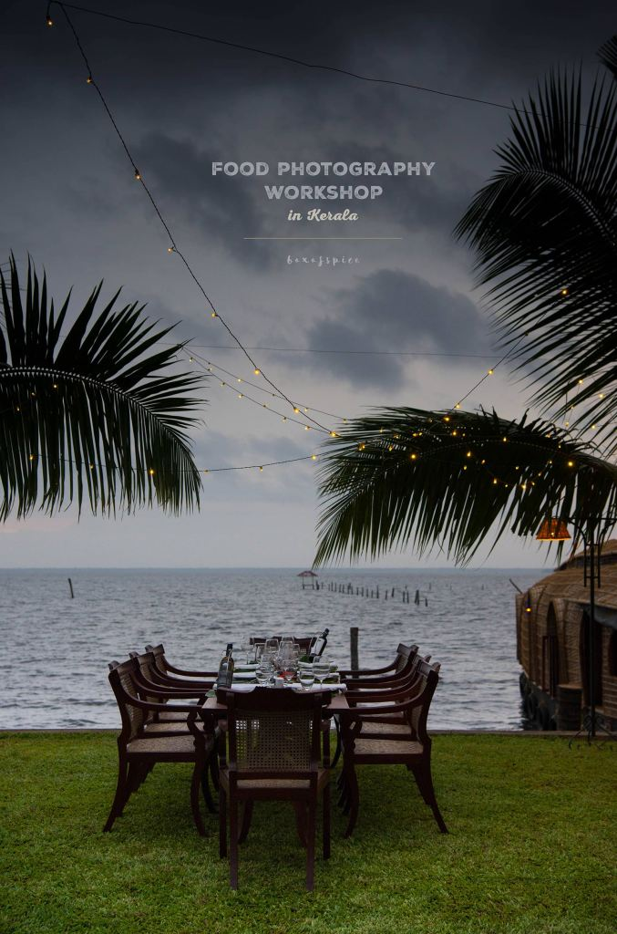 Food Photography Workshop in Kerala
