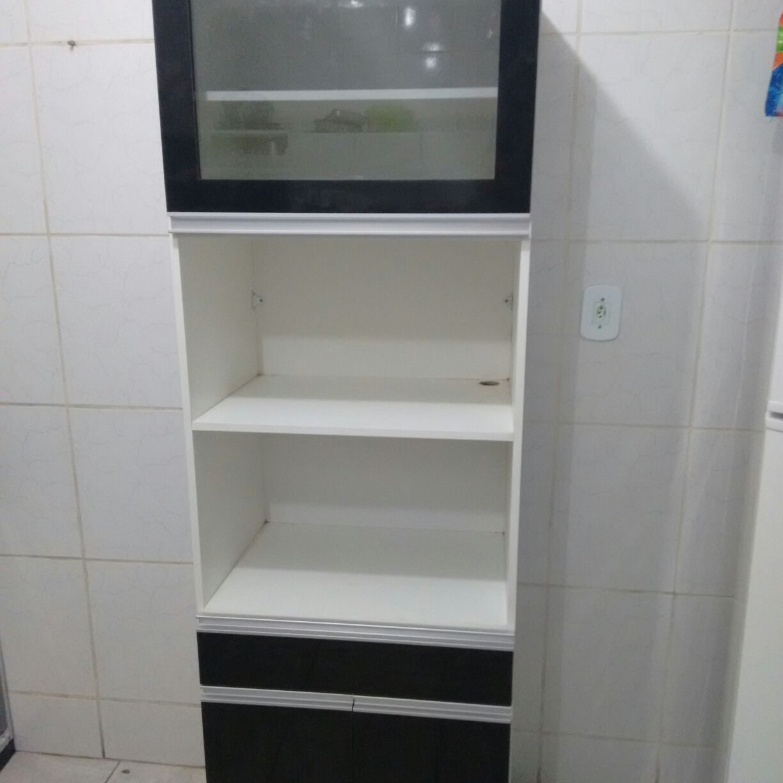 Armario De Cozinha Para Microondas E Forno Armrio Para