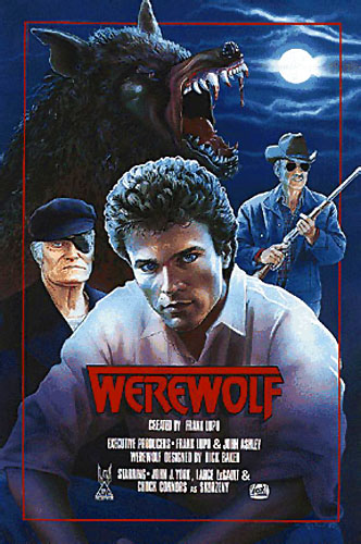 Werewolf TV Show